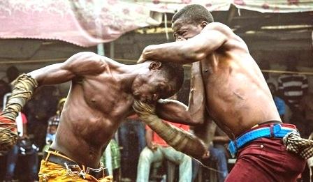 dambe a arte - luta da nigeria