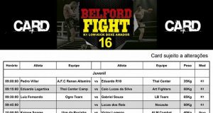 belford fight revista de lutas