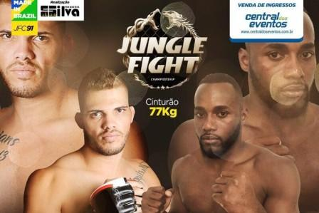 jungle fight contagem mma