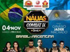 MMA NAUAS COMBAT