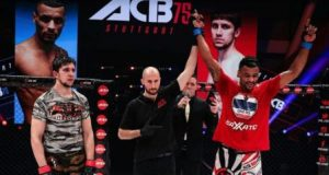 rafael cratos no acb russo mma