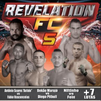 revelation mma rfc belém do pará